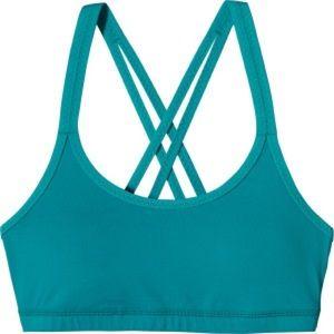 4/$25 Patagonia Cordelia's sports bra teal